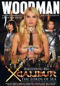 Xcalibur DVD cover