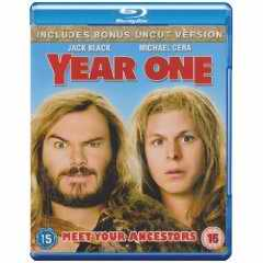 Year One Blu ray Jack Black