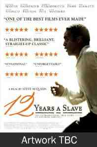 Years Slave DVD Chiwetel Ejiofor