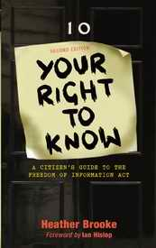 Your Right to Know (a UK book)