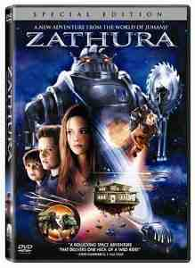 Zathura DVD Region US NTSC