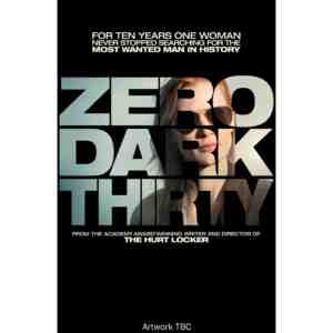 Zero Dark Thirty Chris Pratt