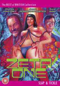 Zeta One DVD Dawn Addams