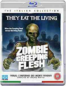 Zombie Creeping Flesh Blu-ray
