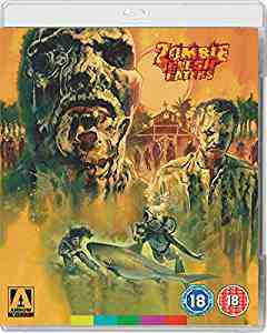 Zombie Flesh Eaters Blu-ray