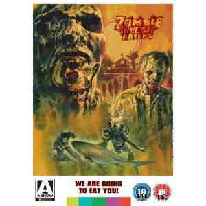 Zombie Flesh Eaters Tisa Farrow
