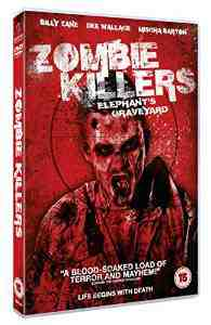 Zombie Killers DVD Billy Zane