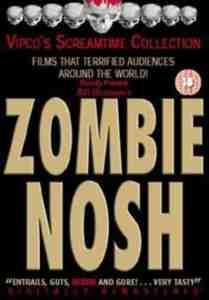 Zombie Nosh DVD William Hinzman