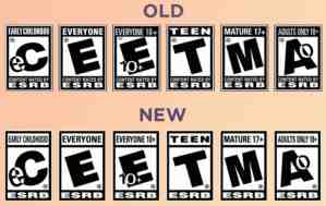 esrb ratings 2013