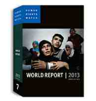 human rights watch world report 2013