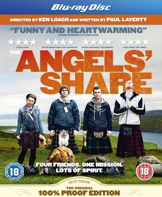 Angels' Share Blu-ray