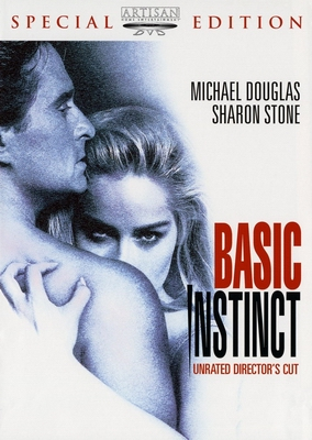 Basic Instinct NC-17 DVD