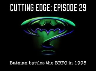 Cutting Edge: Batman Forever