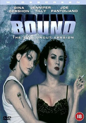 Bound UK DVD