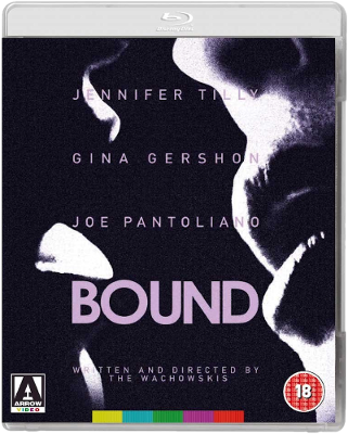 Bound UK Blu-ray