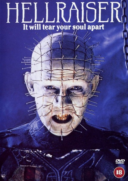 Hellraiser UK VHS
