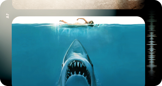 Jaws banner