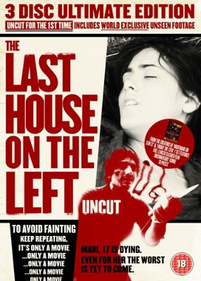 Last House on the Left Ultimate Edition DVD