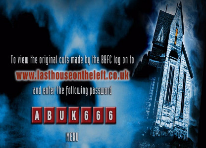 Anchor Bay website for viewing BBFC cuts