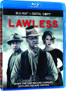 Lawless: Canada Blu-ray