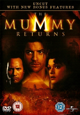 The Mummy Returns 12 uncut