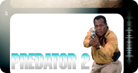 Cutting Edge: Predator 2