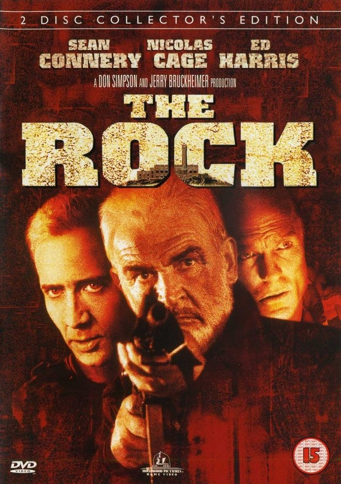 The Rock uncut on DVD