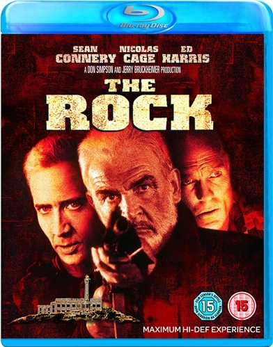 The Rock uncut on Blu-ray