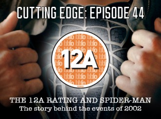 Spiderman and the 12A Rating