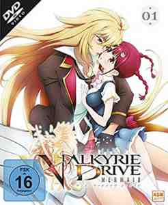 valkyrie drive mermaid
