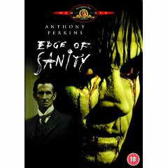 Edge of Sanity DVD cover