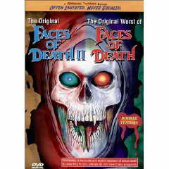 FAces of Death 2 DVD cover