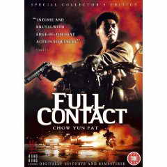 Full Contact DVD cover