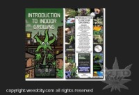 Introduction to Indoor Growing DVD cover