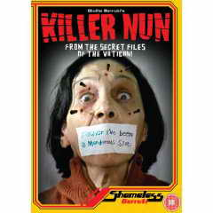 Killer Nun DVD cover