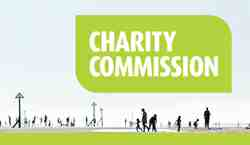 charity commission beach logo