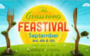 grassroots feastival logo