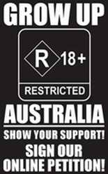 Australlia Grow Up logo