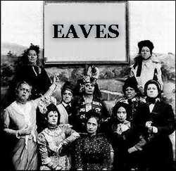not so bulnerable women supporting Eaves