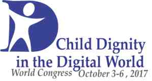 child dignity in the digital world logo