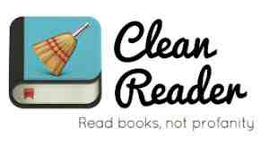 clean reader logo