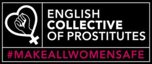 english collective of prostitutes logo