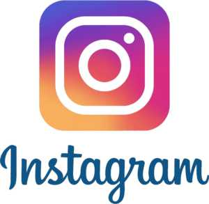 instagram white logo