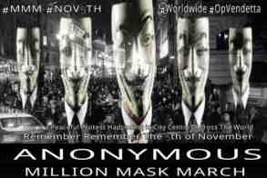 million mask marchj logo