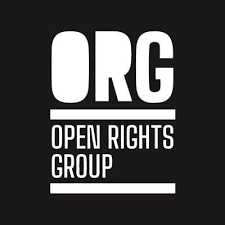 open rights group 2020 logo