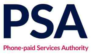phone paid services authority. logo