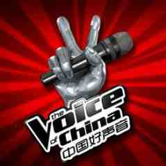 the voice of  china logo
