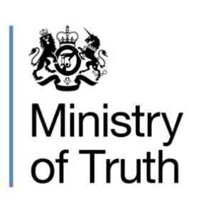 uk ministry of truth logo