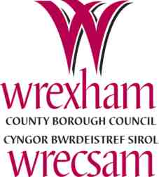 wrexham county council logo