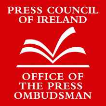 Irish Press Council logo